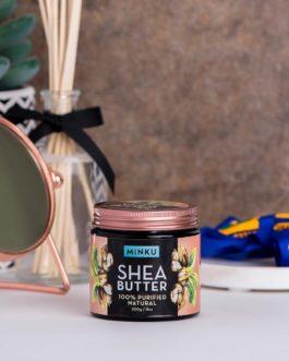 Minku- Natural Pure Shea Butter (200g)