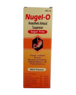 Nugel-O Susp. 200ml