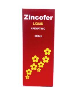 Zincofer Syrup 200ml