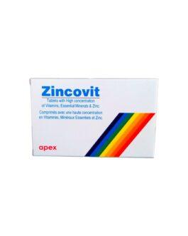 Zincovit Tabs 30s